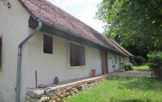 Authentiek Hongaarse boerderij die te huur is in Kovácsszénája provincie Baranya.