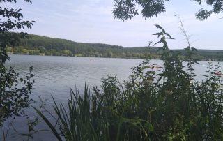 Orfű zwemparadijs in de omgeving bij de vakantiewoningen te huur in Kovácsszénája..
