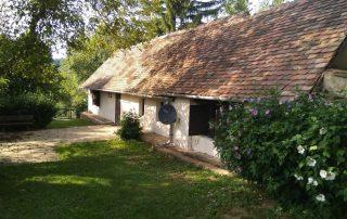 authentieke Hongaarse boerderij te huur in Kovácsszánája.