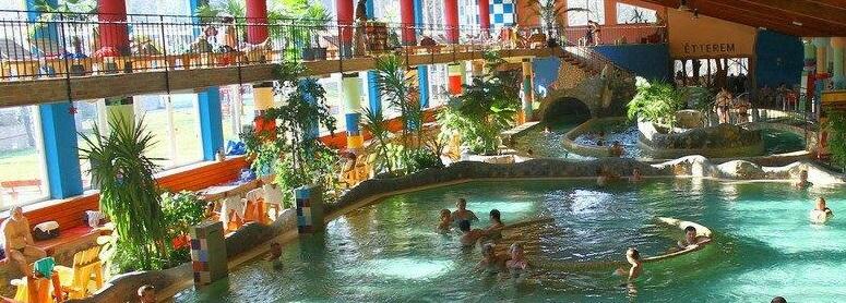 Magyarhertelend Spa Wellness Termaal baden