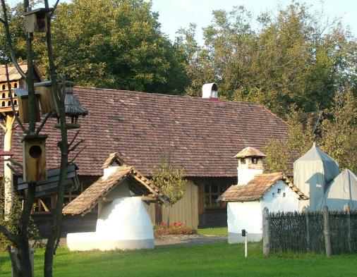 Molenmuseum brood bakken