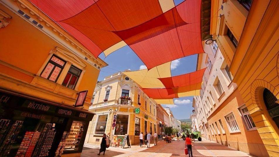 Pecs mediterrane stad