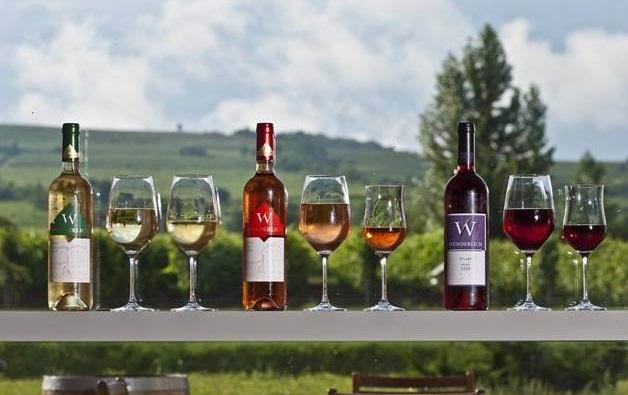 Wijnregio Hongarije